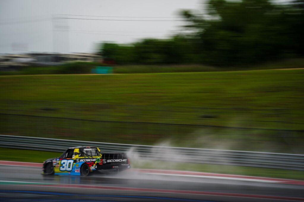 Michele Abbate Scosche GHOST NASCAR