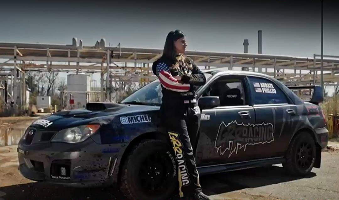 Michele Competes in Discovery Channel's Getaway Driver in her Subaru!