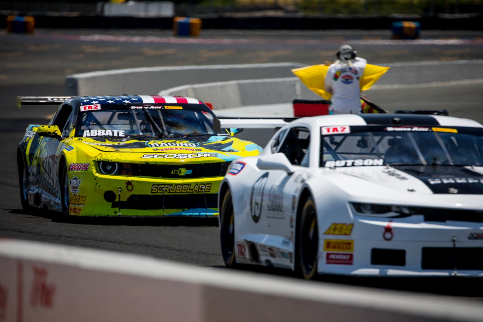 Sonoma Rewards Grr Racing with Best Finish