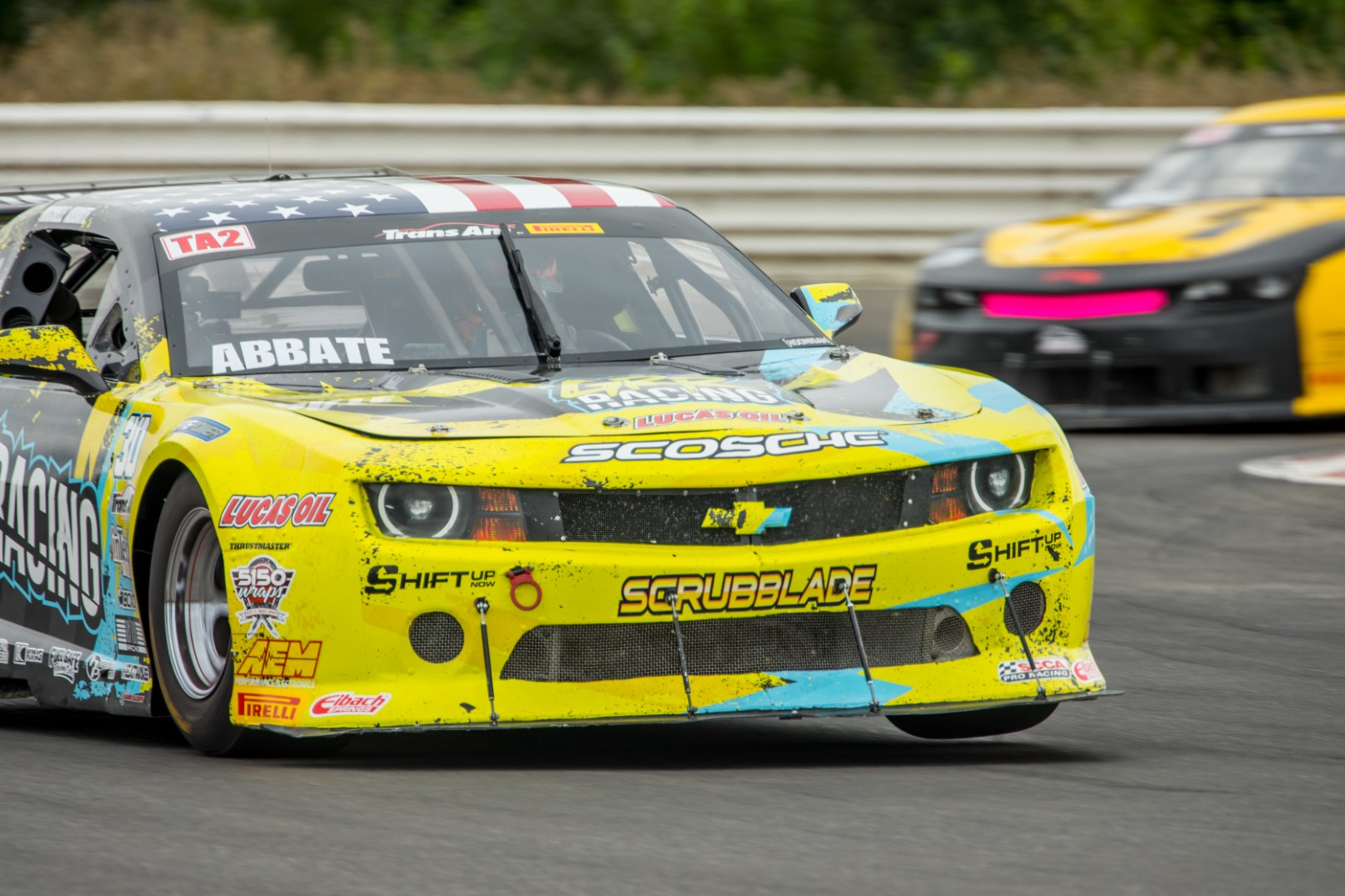 GrrRacing Defeats Challenges and Continues Progress at Portland