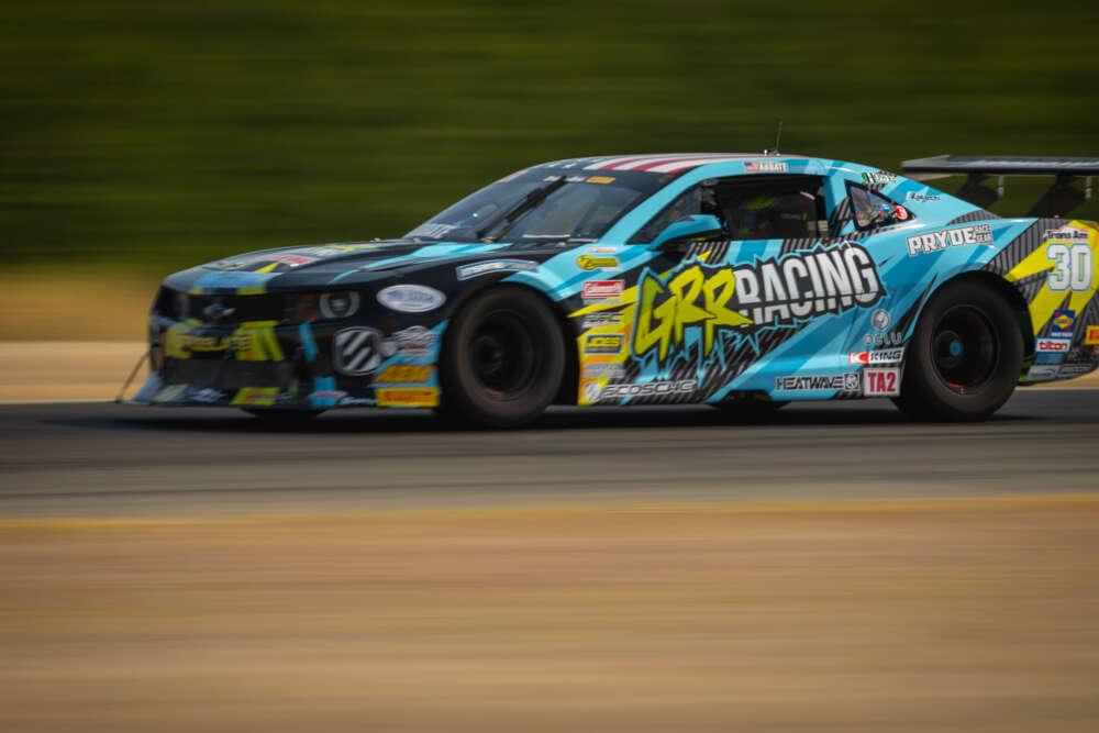 Michele Abbate Trans Am TA2 Grr Racing